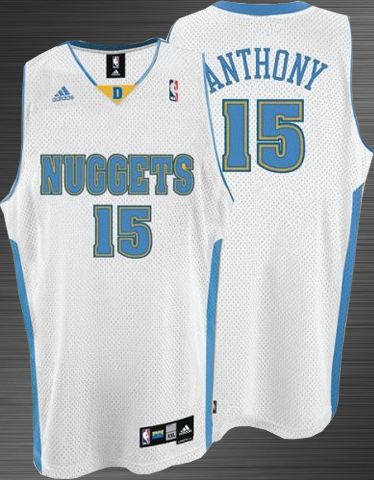 Carmelo Anthony Jersey. Carmelo Anthony Denver Nuggets
